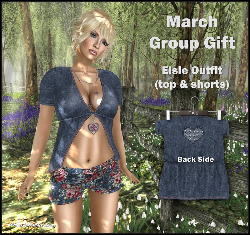 Elsie Outfit March Group Gift