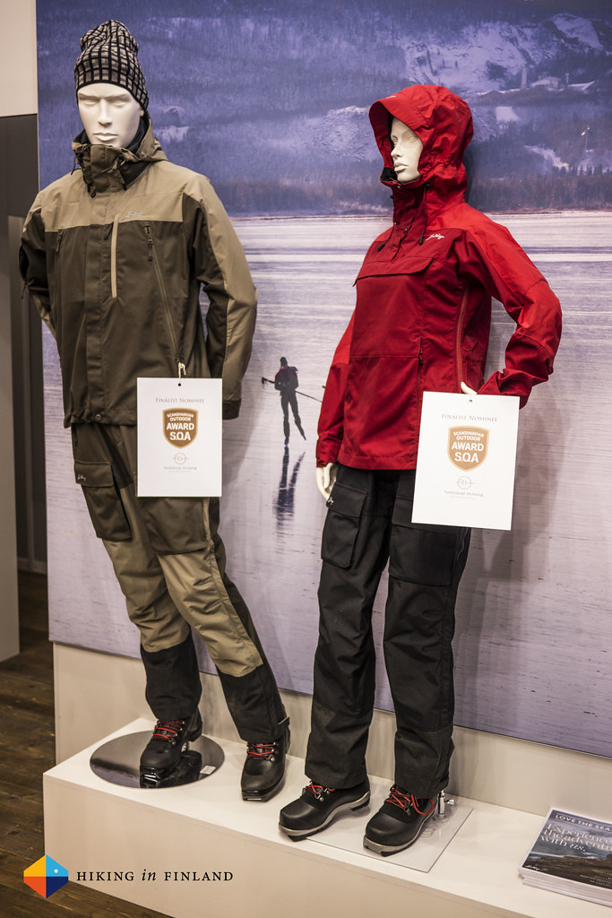 Lundhags Termik Jacket and Termik W's Anorak