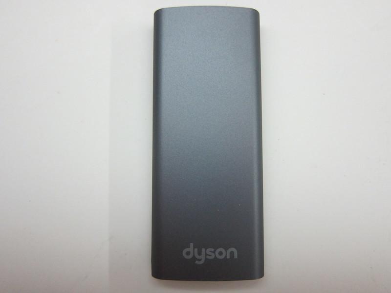 Dyson AM06 Desk Fan 25cm (Iron & Blue) - Remote