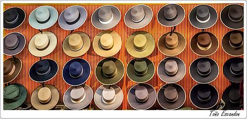 Sombreros , hats