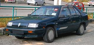 1992 Proton Saga Megavalve Aeroback 1.5S