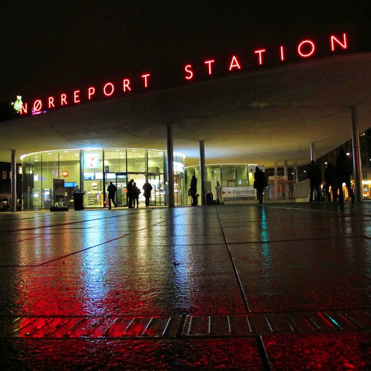 Nørreport Station