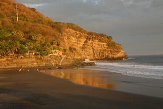 El Zonte, El Salvador.