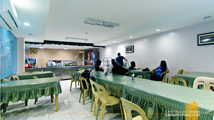 Capitol Plaza Hotel Cafeteria in Quirino