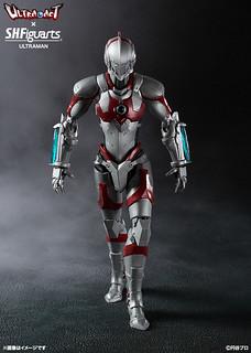 【官圖更新】ULTRAC-ACT x S.H. Figuarts Ultraman 充滿機械感並強化裝甲的超人力霸王再現!!