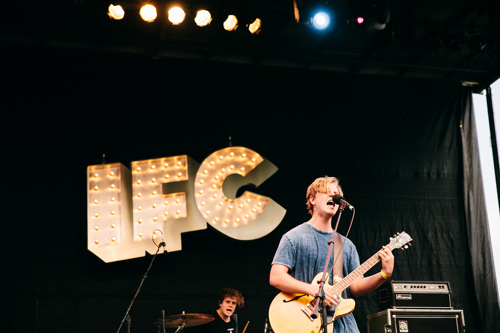Colony House at the IFC Fairgrounds | SXSW | 3.19.2015