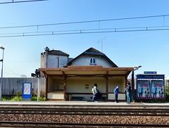 Chilly-Mazarin -  Station
