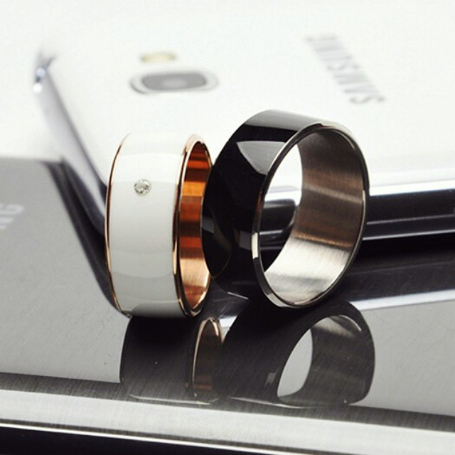 World smartest jewellery  NFC rings  Tag a friend  #smartr