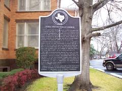 Photo of Black plaque number 19115