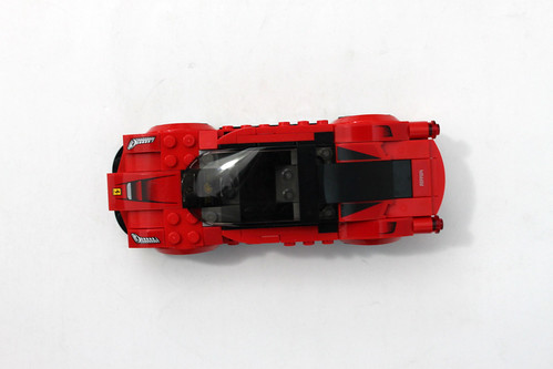 Lego Speed Champions Laferrari 75899 Review