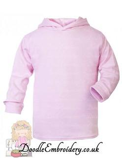 Hoodie - Pink copy