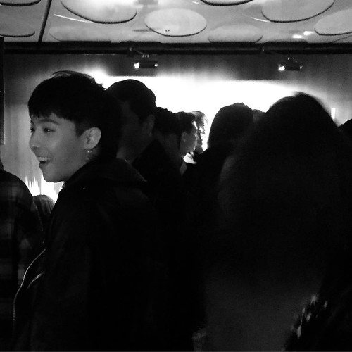 G-Dragon - Phiaton x Teddy Launching Party - 05nov2015 - instylekorea - 01