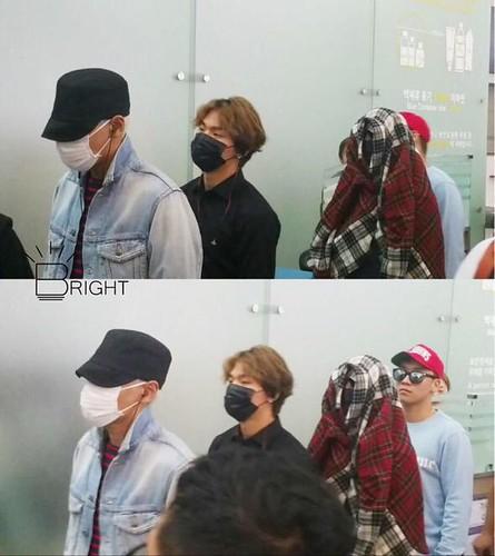 BIGBANG departure Seoul ICN to Manila 2015-07-30 (10)