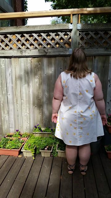 Springfield Tent Dress