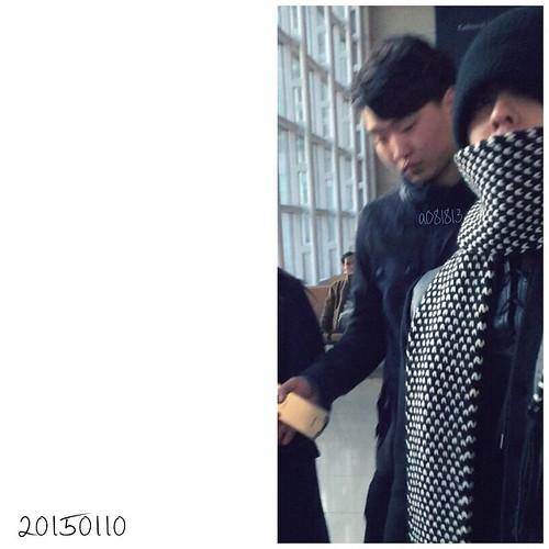G-Dragon - Incheon Airport - 10jan2015 - a081813 - 05