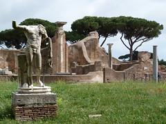 Ostia - forum baths (6)