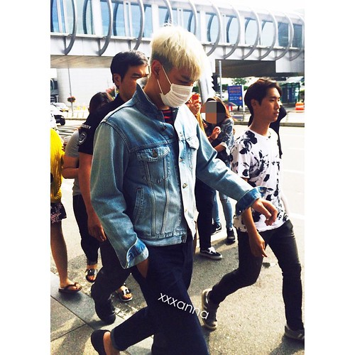 Big Bang - Incheon Airport - 02aug2015 - xxian419 - 03