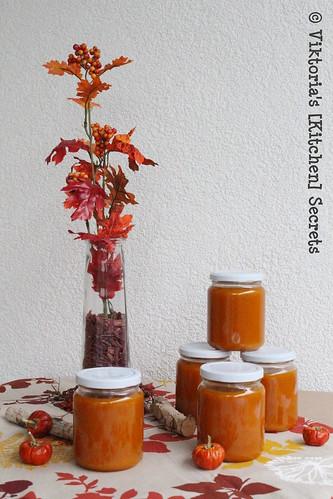 Kürbismarmelade, Viktoria's [Kitchen] Secrets