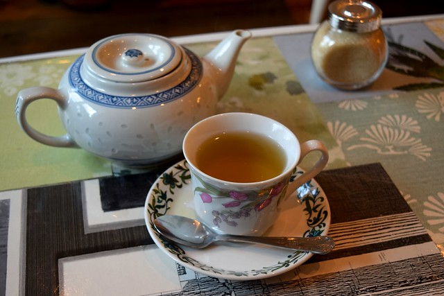 Tea at KITCH, Canterbury
