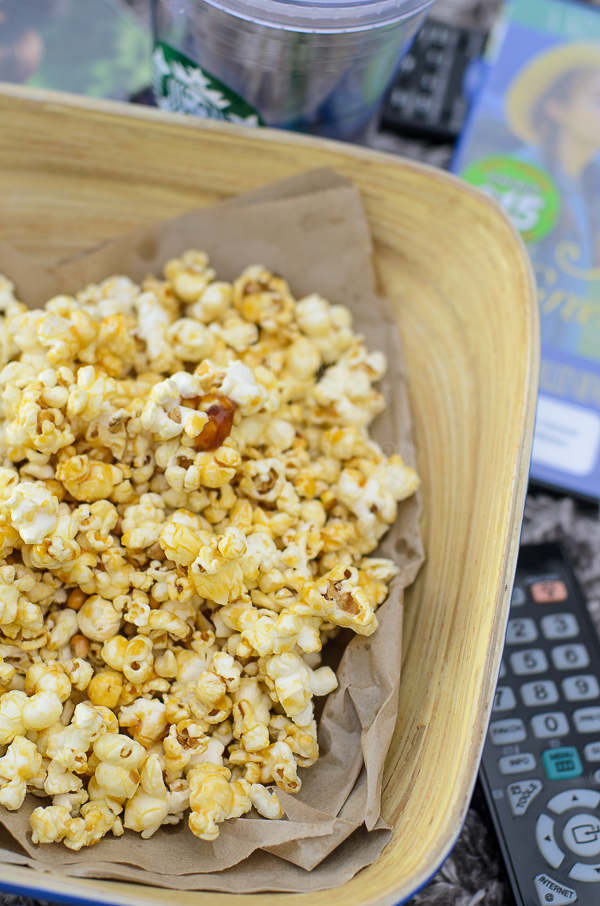 Toffee Popcorns