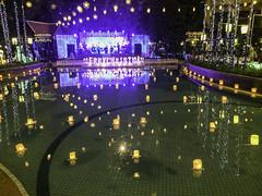 Christmas gala, Borei Angkor Resort, Siem Reap, Cambodia