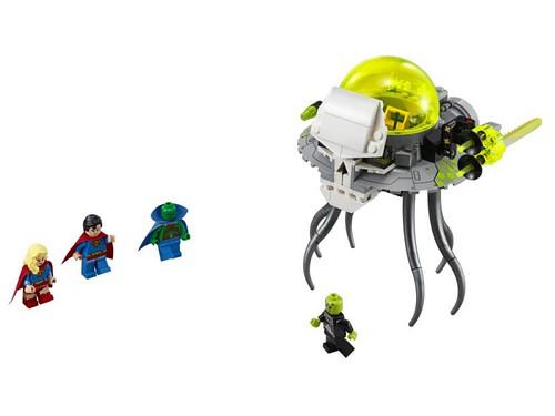 LEGO DC Super Heroes 76040