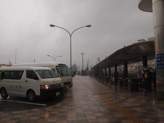 鳥羽駅前 送迎バス乗り場