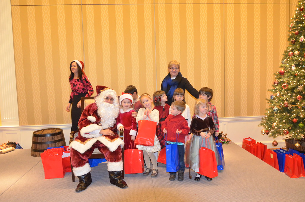 <p>We all love Santa...<br /> <br /> <br /> Photo by the Courtesy of the Embassy of Poland</p>