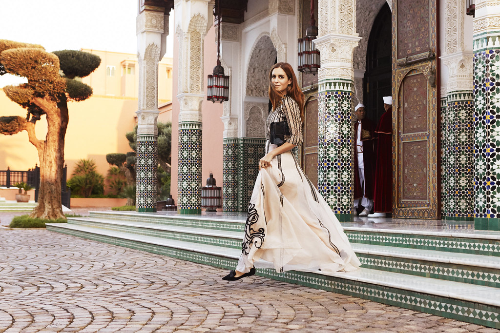 Amlul x Jimmy Choo: Marrakech Diaries