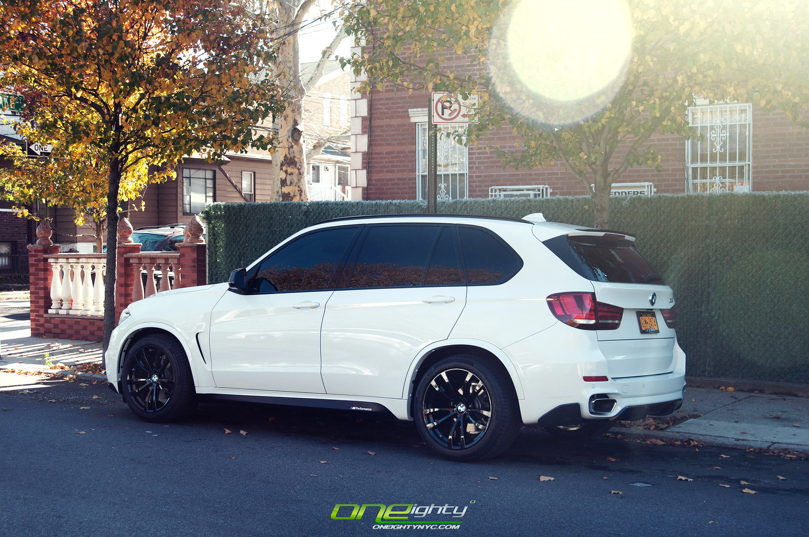 ONEighty AW F15 X5 MSport Outfitted with MPerformance  HR