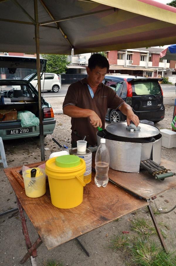 Mr Choy Apom Balik @ Ipoh Garden East