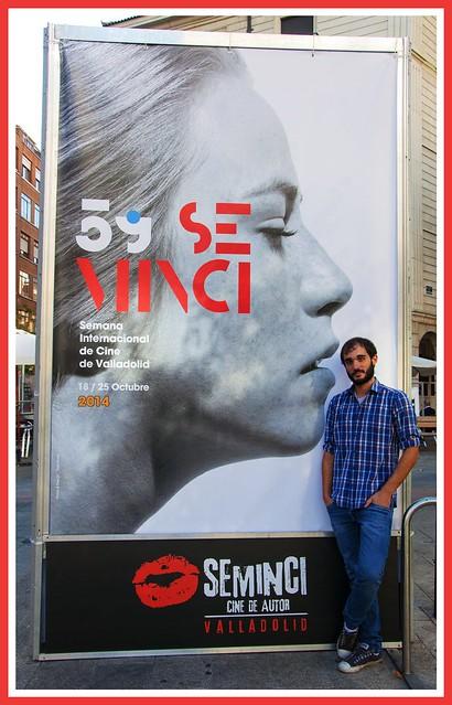 Álvaro Martín - Seminci 2014 - AtmosferaCine