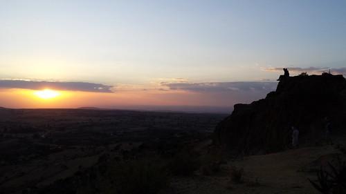 africa sunset ethiopia ኢትዮጵያ tigrai gheralta አፍሪቃ
