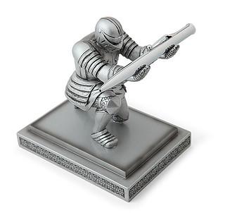 莫名的優越感!想文思泉湧就用這款「騎士筆架」吧!