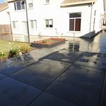 All New Backyard Concrete In Suisun