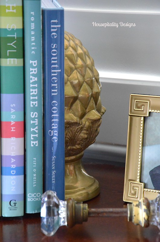 Brass Bookends-Housepitality Designs