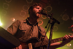 Dan Mangan + Blacksmith @ The Mod Club 12/15/2014