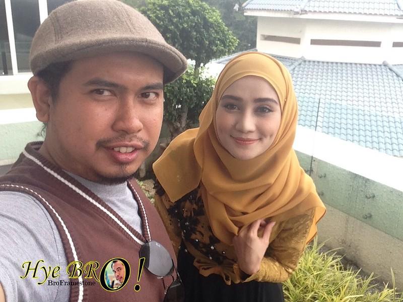 Selfie Bersama Wawa Zainal
