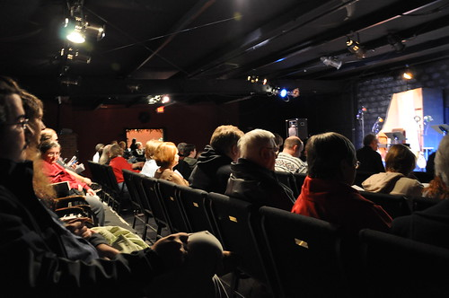 Audience for 'An Atlanta Christmas' 2008