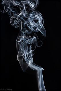 Smoke #4 (Birdman)