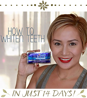 how to whiten teeth at home do it yourself