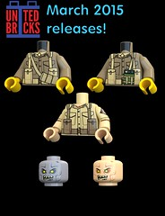 March's releases!