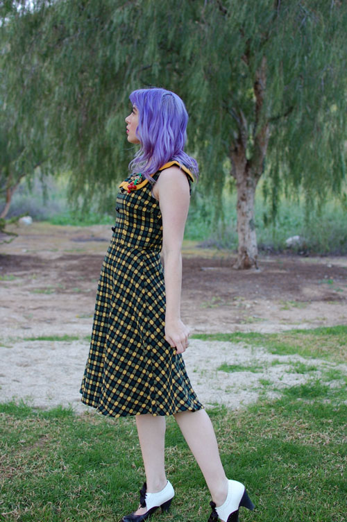 Voodoo Vixen Susie Meow dress