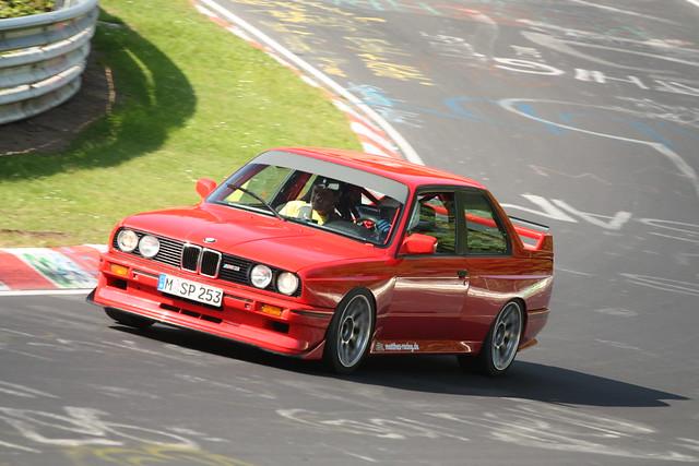 BMW E30 M3 7
