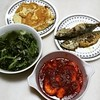 Dinner done for tonite. Telo bayam kembung sambaludang. #atkinssangat