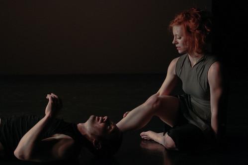 Drop Down a dance by Kate Weare