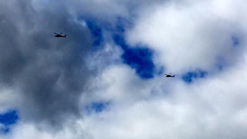 TrackHead Studios - Marines Overhead