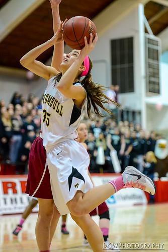 Trumbull High vs. St. Joseph -Basketball Doubleheader