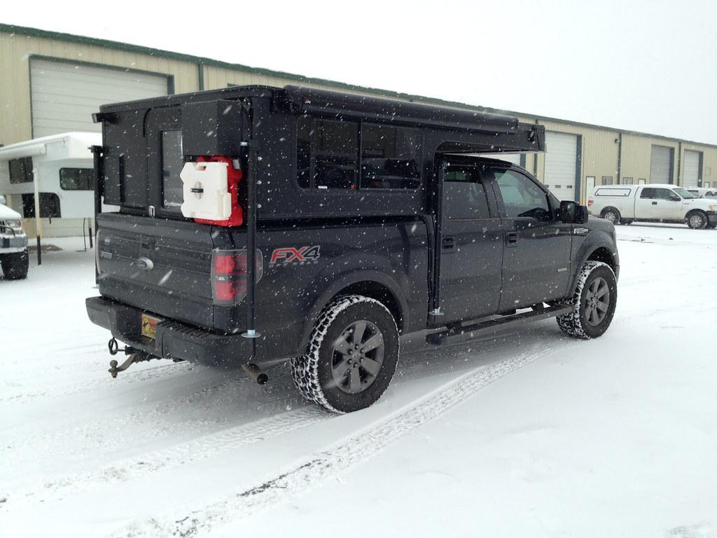 Build A Gmc Truck >> Photo Gallery | Phoenix Pop Up - Custom Truck Campers, Camper Manufacturer
