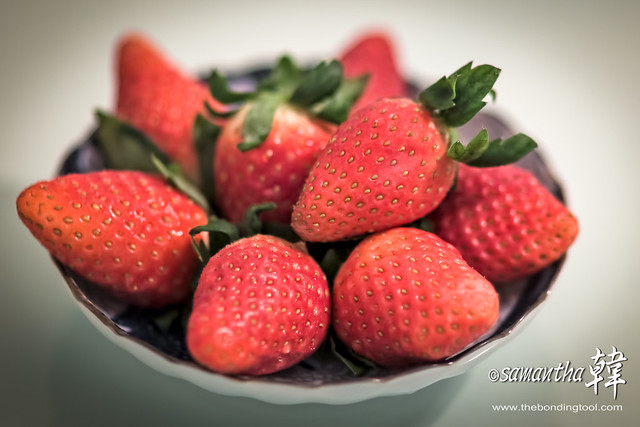 Fruits Strawberries
